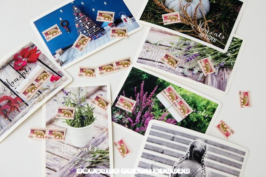 Напечатать открытку с фото спб